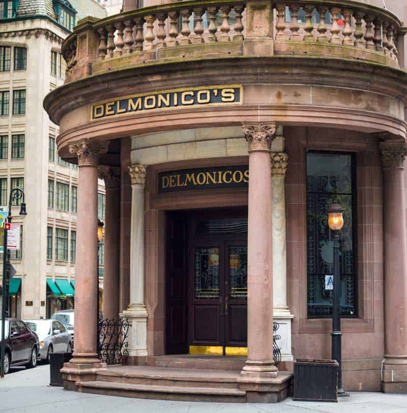 Delmonico's New York