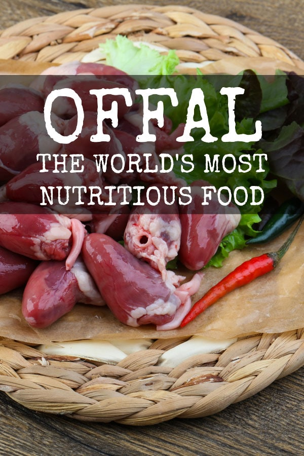 Offal: The world's most nutritious food