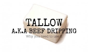 Tallow / Beef Dripping – What Is It & How To Use It?