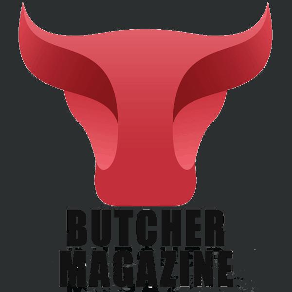 Butcher Magazine Logo