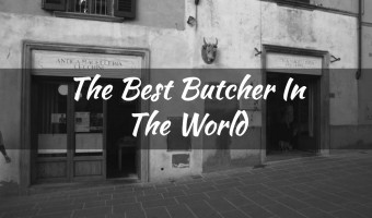 Dario Cecchini The best butcher in the world
