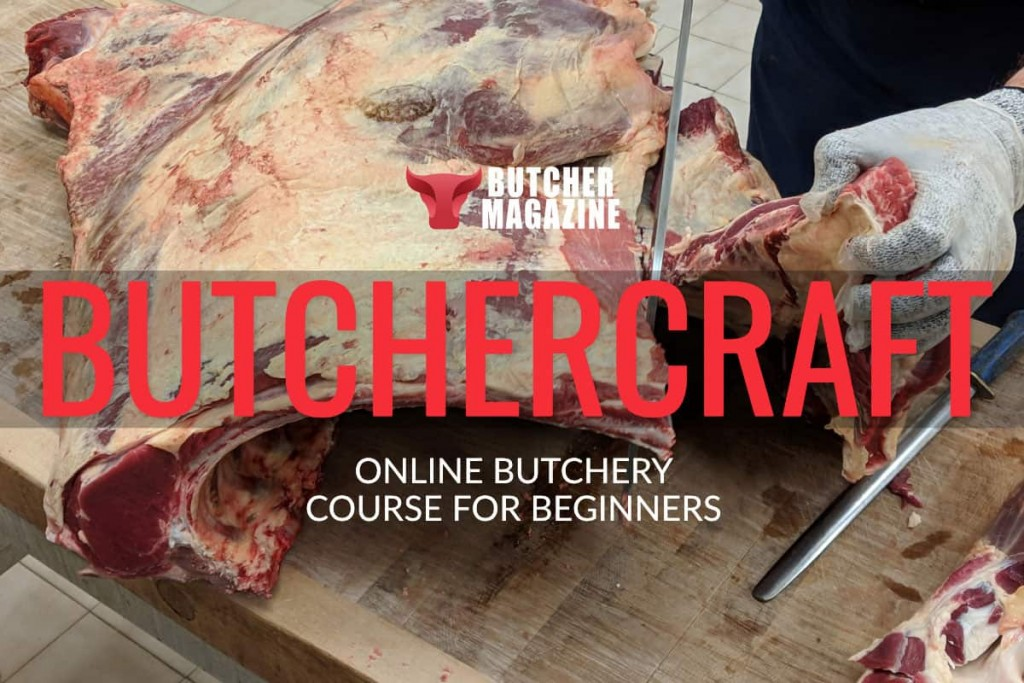 ButcherCraft - Online Butchery Course