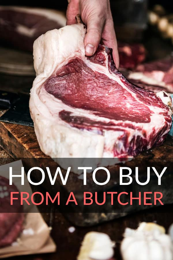 How to buy from a butcher - Butcher Magazine