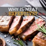 Why is meat expensive?